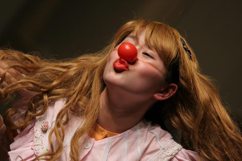 小丑表演3260